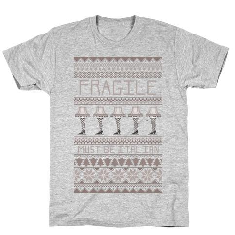 A Major Award Ugly Sweater T-Shirt