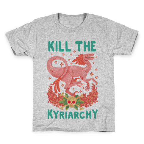Kill the Kyriarchy Kids T-Shirt
