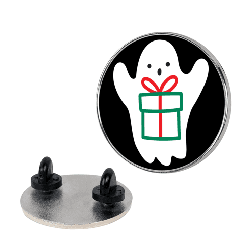 The Ghost of Christmas Present pin