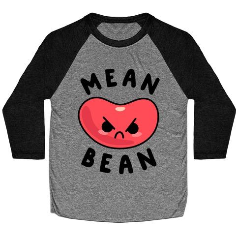Mean Bean Baseball Tee