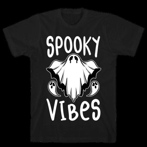 Spooky Vibes Mens/Unisex T-Shirt