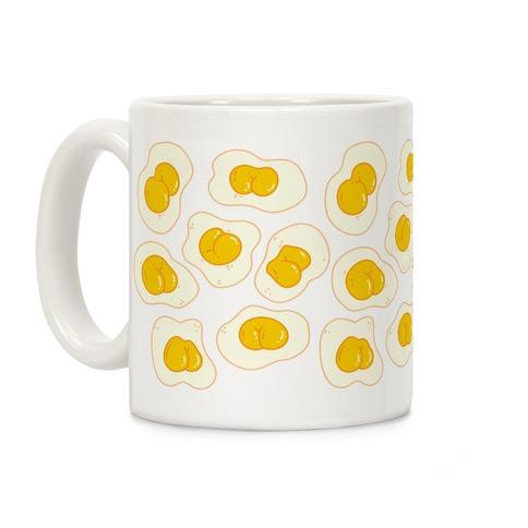 Egg Butts Coffee Mug