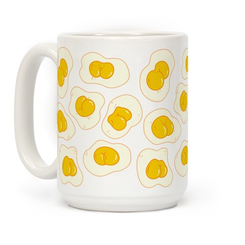 Egg Butts Coffee Mug