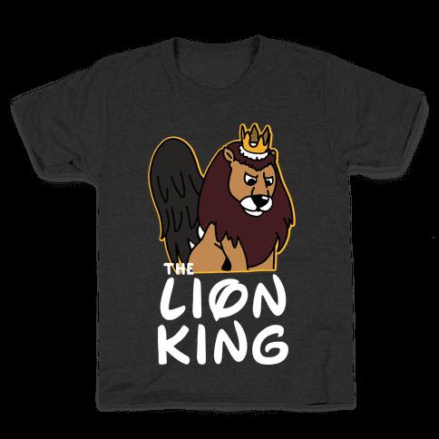 The Lion King Moonracer Kids T-Shirt