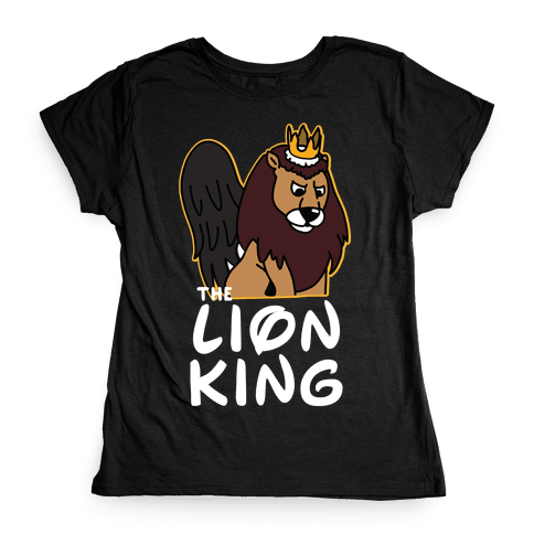 The Lion King Moonracer Womens T-Shirt