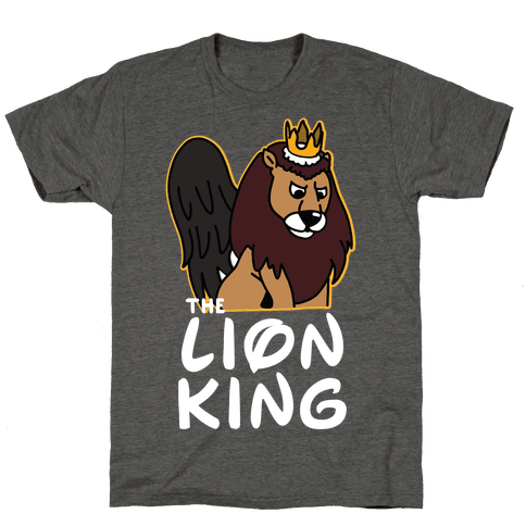 The Lion King Moonracer Mens/Unisex T-Shirt