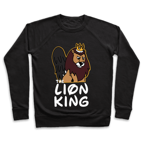 The Lion King Moonracer Pullover