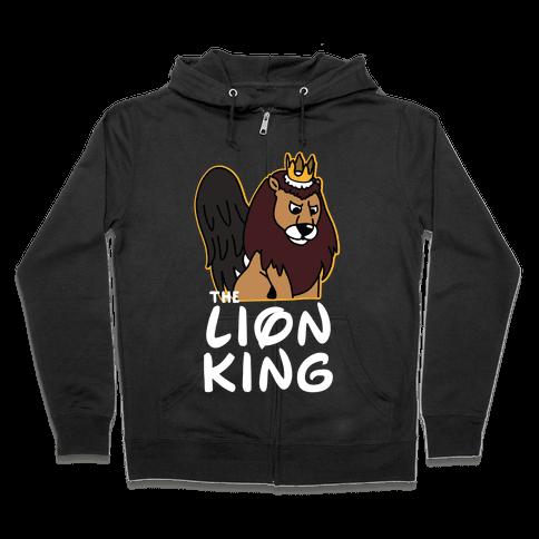 The Lion King Moonracer Zip Hoodie