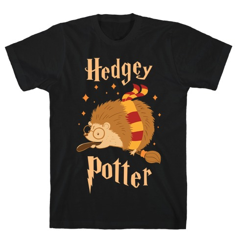 Hedgey Potter T-Shirt