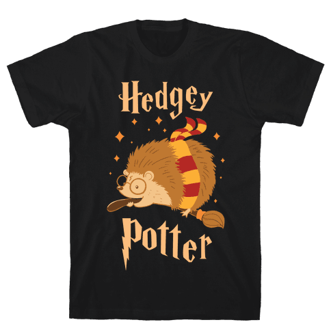 Hedgey Potter Mens/Unisex T-Shirt