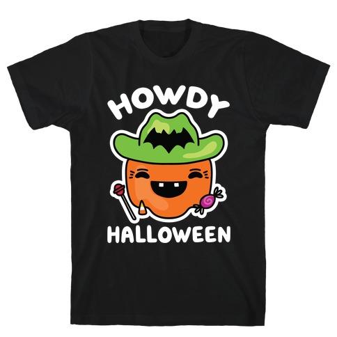 Howdy Halloween T-Shirt