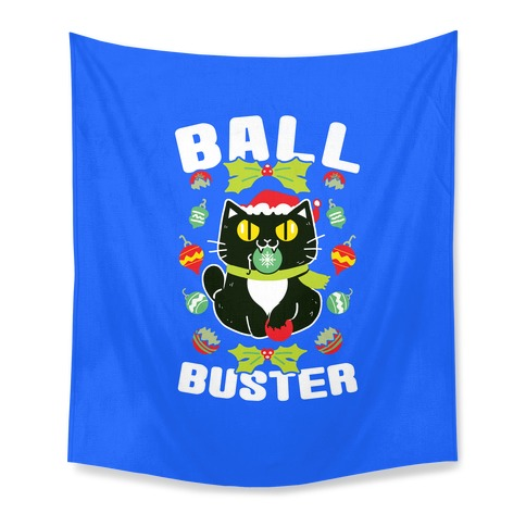 Ball Buster Tapestry