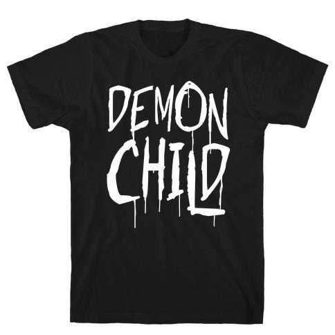 Demon child Mens/Unisex T-Shirt