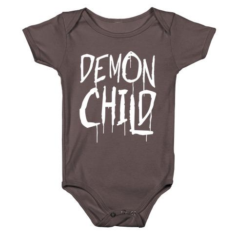 Demon child Baby One-Piece