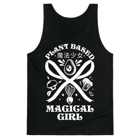 Plant Based Magical Girl Tank Top