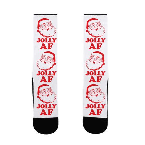 Jolly AF Sock