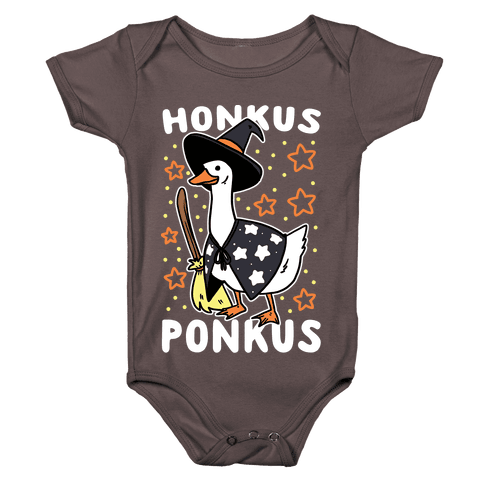 Honkus Ponkus Baby One-Piece