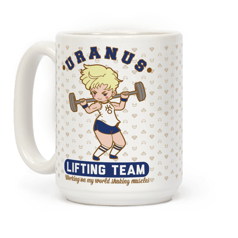 Uranus Lifting Team Parody