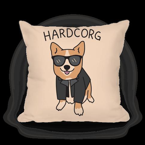 Hardcorg Pillow