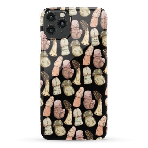 Mushroom Penis Phone Case