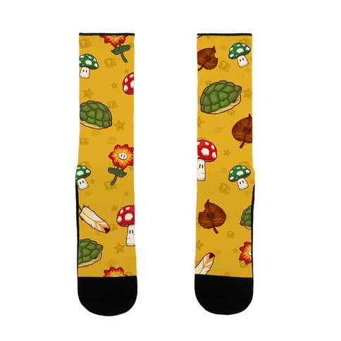 Power-Up Socks Sock