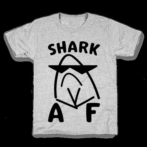 Shark AF Kids T-Shirt