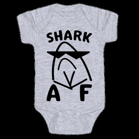 Shark AF Baby Onesy