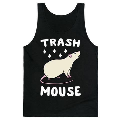 Trash Mouse Tank Top