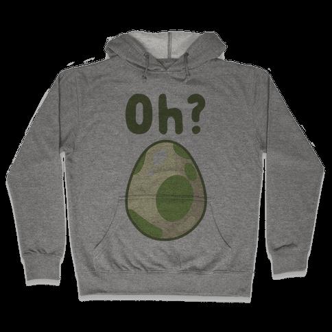 Oh? Egg Hatching Hooded Sweatshirt