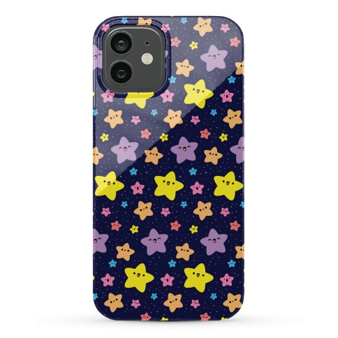 Cute Stars Pattern Phone Case