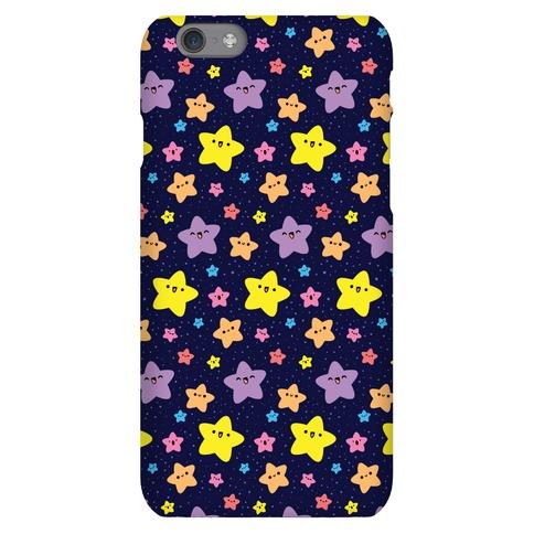 Cute Stars Pattern Phone Case