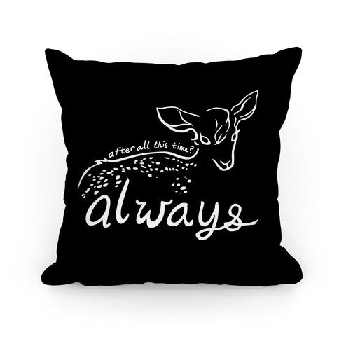 Always (Severus Snape) Pillow
