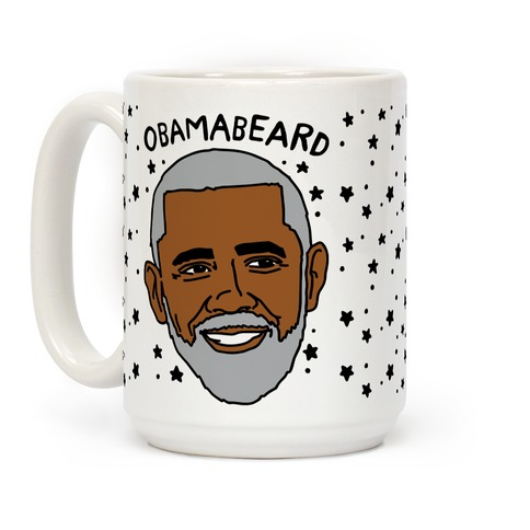 Obamabeard Coffee Mug