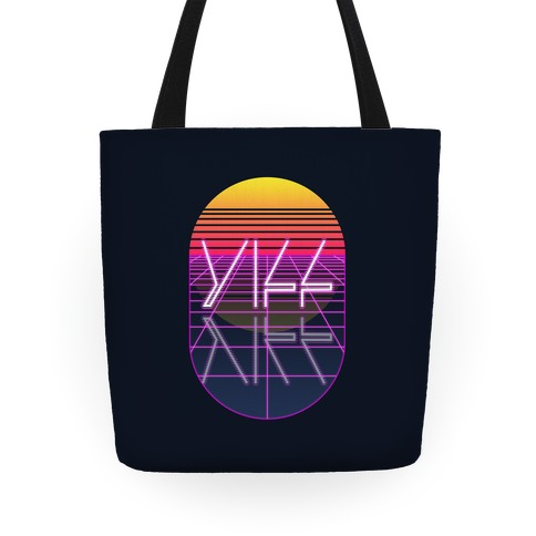 Synthwave Yiff Tote