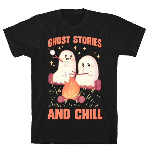 Ghost Stories And Chill Mens/Unisex T-Shirt