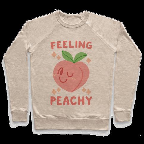 Feeling Peachy Pullover