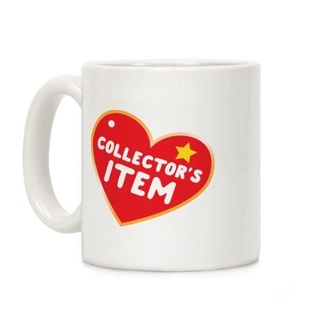 Collector's Item Toy Parody Coffee Mug