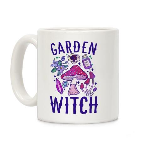 Garden Witch COLOR Coffee Mug