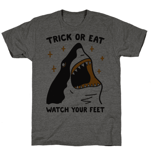 Trick Or Eat Shark
