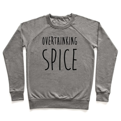Overthinking Spice Pullover