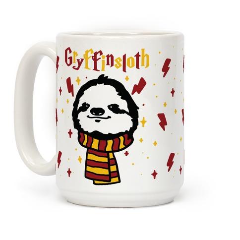 Gryffinsloth Coffee Mug