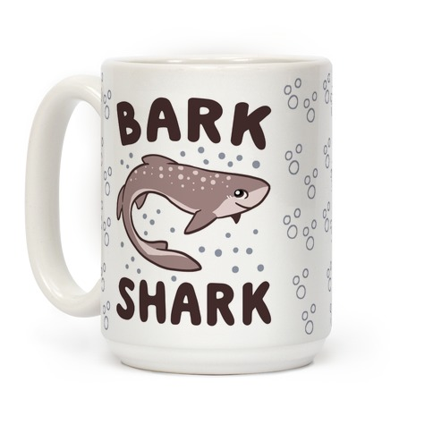 Bark Shark - Dogfish Coffee Mug