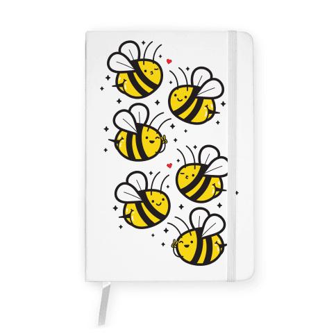 Bee Booties Notebook