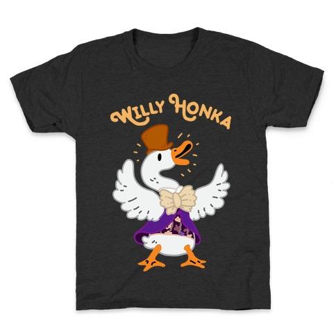 Willy Honka Kids T-Shirt