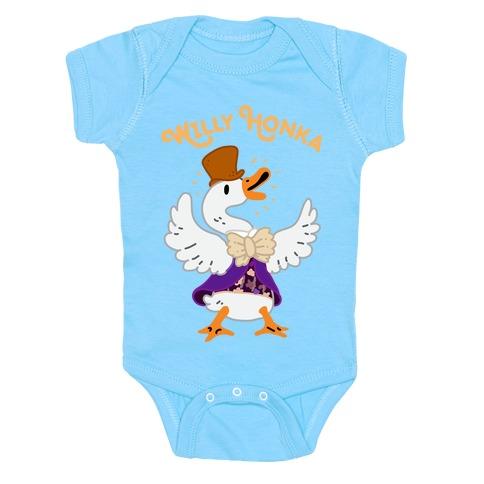 Willy Honka Baby Onesy