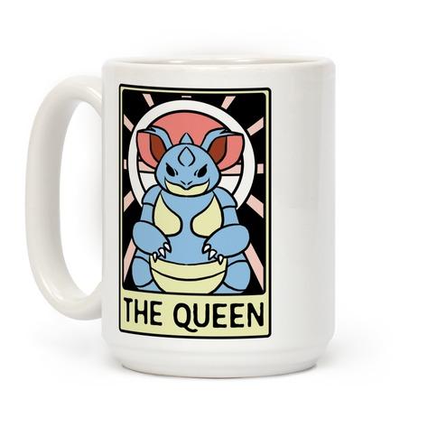 The Queen - Nidoqueen Coffee Mug