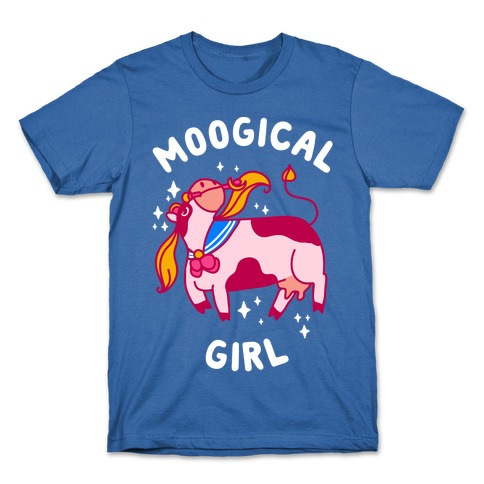 Moogical Girl T-Shirt