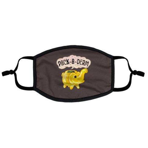 Pack-a-derm Packyderm Bowl Flat Face Mask