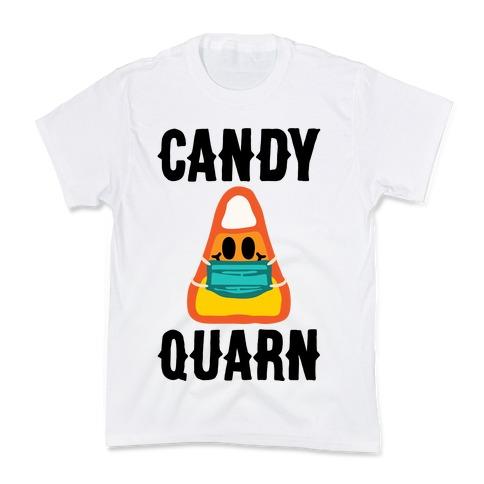 Candy Quarn  Kids T-Shirt