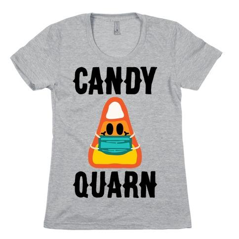Candy Quarn Womens T-Shirt